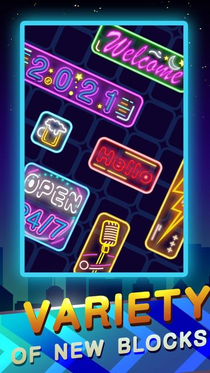 Neon Slidey