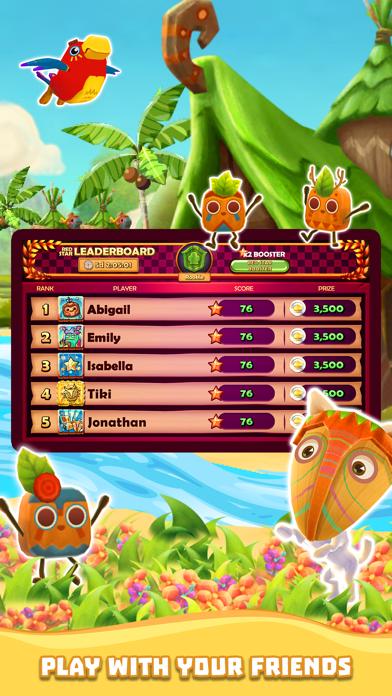 Solitaire TriPeaks Card Game Screenshot