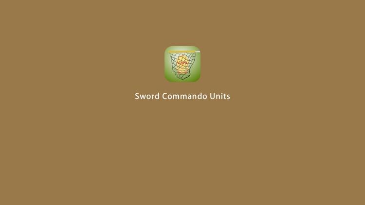 Sword Commando Units