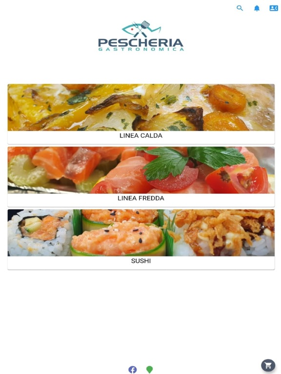 Pescheria Gastronomica screenshot 4