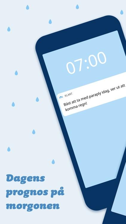 Klart - Väder screenshot-4