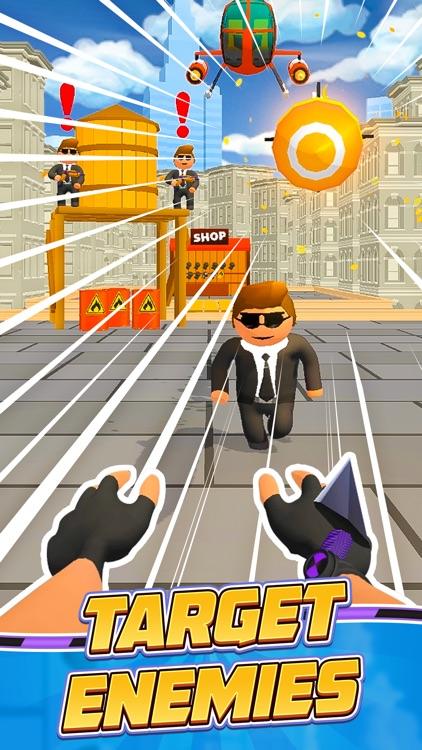 绳索小飞侠 (Ropeman3D) screenshot-6