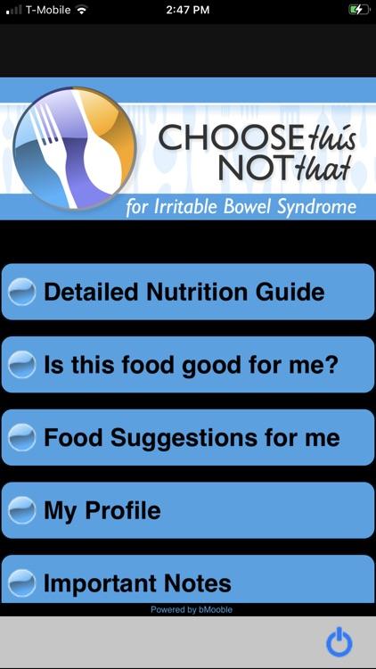 IBS (Irritable Bowel Syndrome) screenshot-3