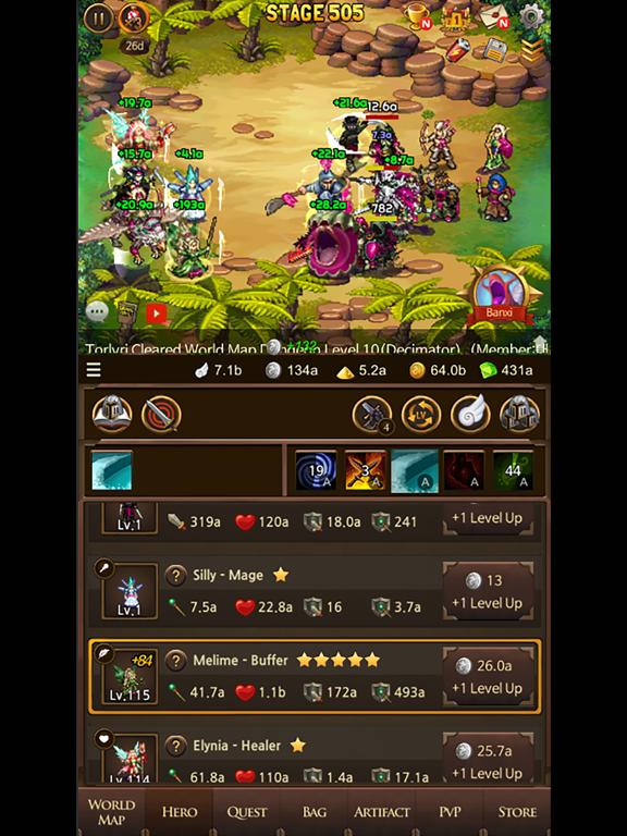 みんなのRPG: 復活のおすすめ画像1