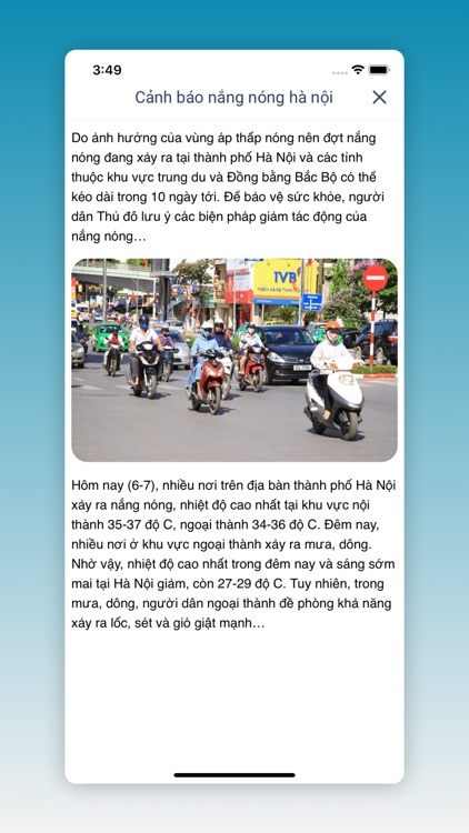 Thời Tiết VN - KTTV Việt Nam