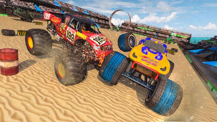 Monster Truck 4x4 Derby
