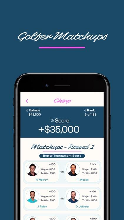 Chirp Golf screenshot-3