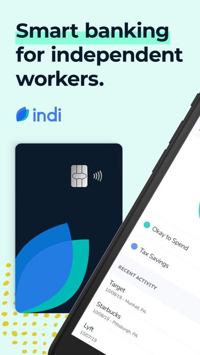 indi – Smart BankingScreenshot of 1