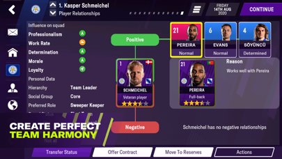 Скриншот №5 к Football Manager 2021 Mobile