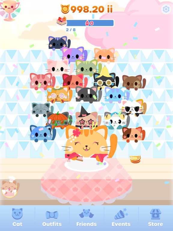 Greedy Cats: Kitty Clicker screenshot 14