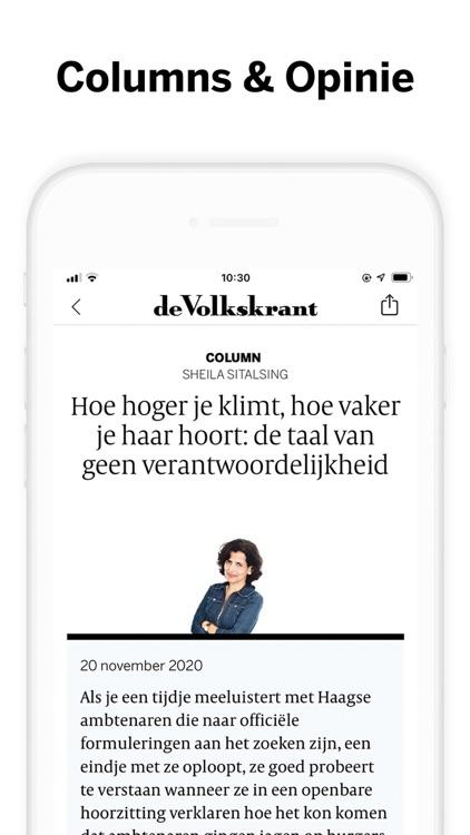de Volkskrant - Nieuws screenshot-5