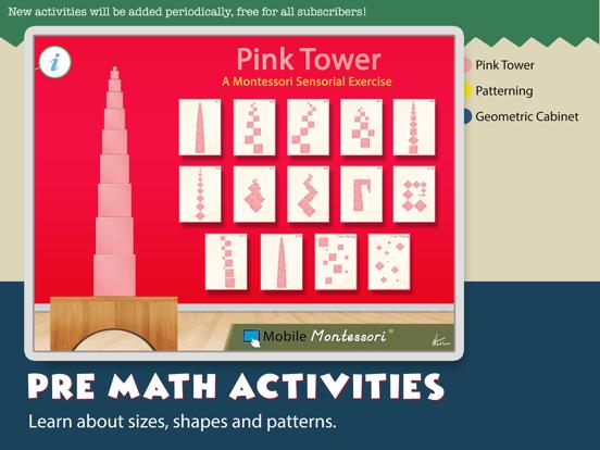 Montessori Math School Edition screenshot 13