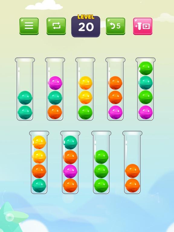 Color Ball Puzzle - Ball Sort screenshot 11