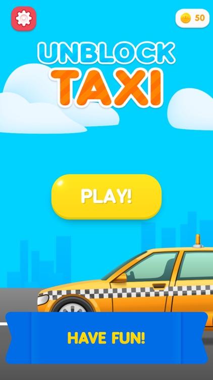 UnBlock Taxi! unblock Puzzle