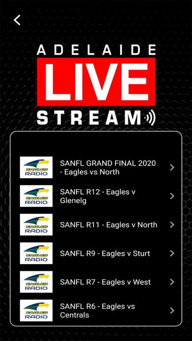 Adelaide LIVE Stream Screenshot