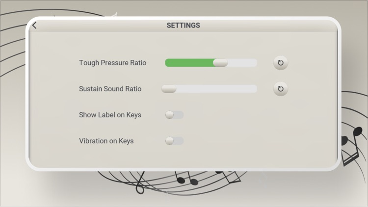 Virtual Piano Keyboard screenshot-3