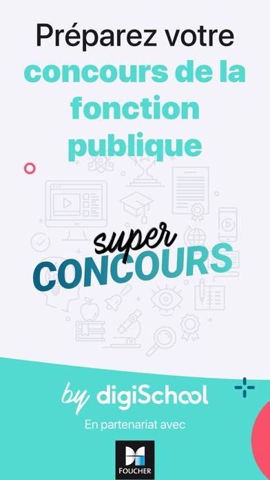 cancel Concours fonction publique. app subscription image 1