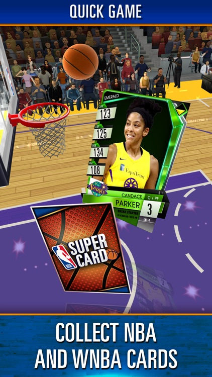 NBA SuperCard: Collect Cards screenshot-1