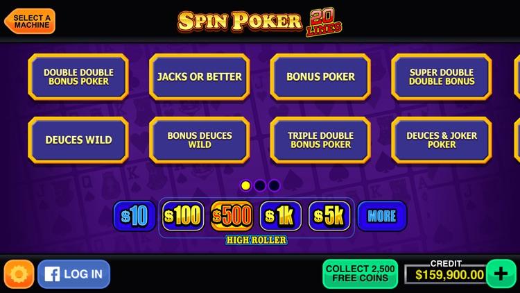 Video Poker Multi Pro screenshot-4