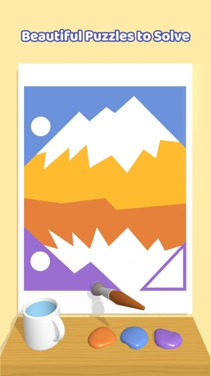 Paint Puzzle! screenshot-3