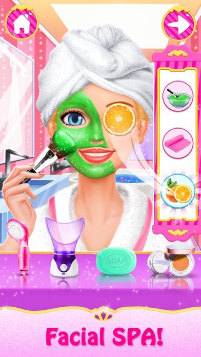 Salon Games: Spa Makeup Artist Screenshot on iOS