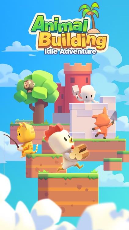 Animal Building:Idle Adventure
