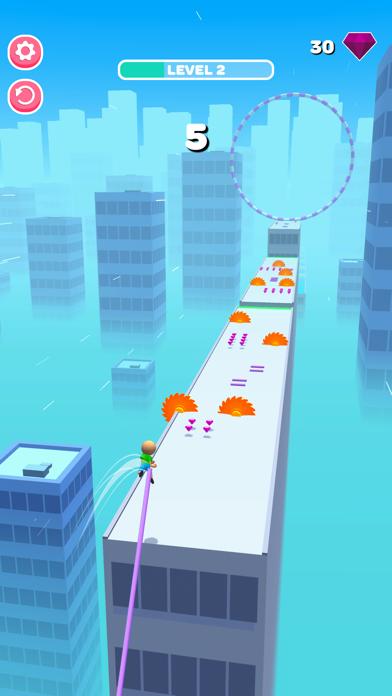 Roof Jumper 3D screenshot 3