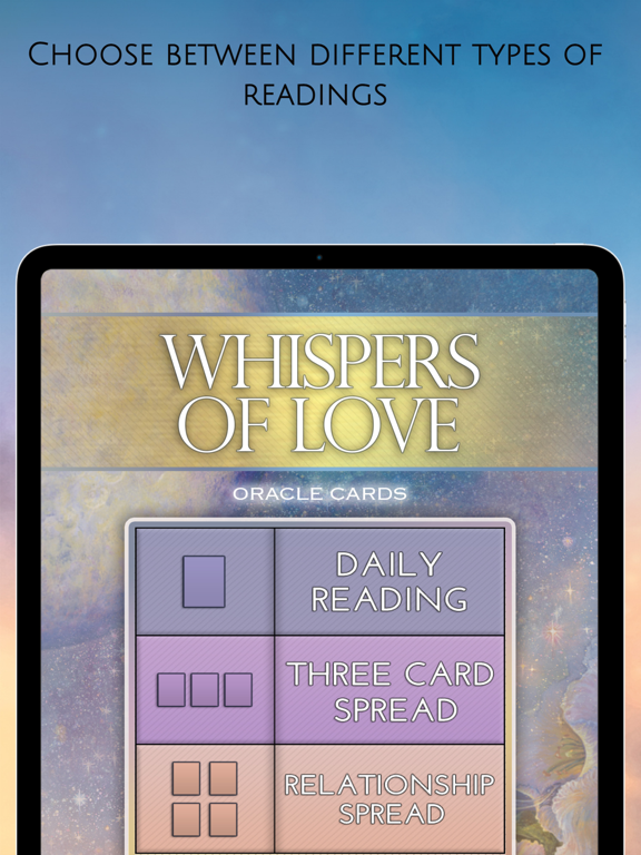 Whispers of Love Oracle screenshot 15