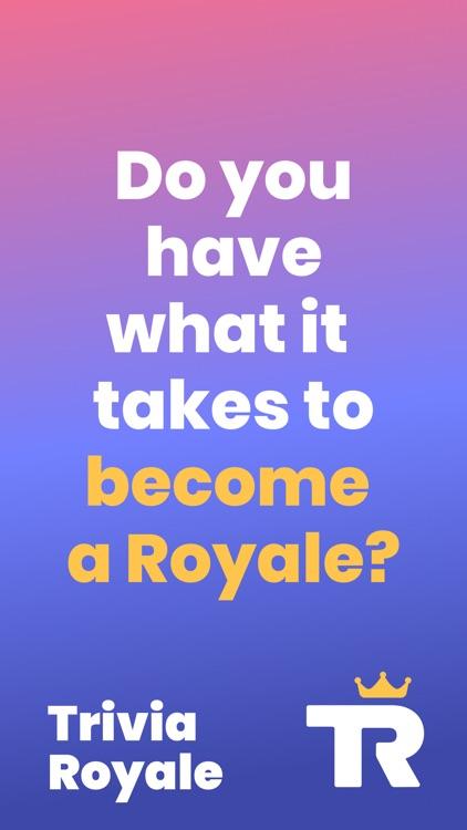 Trivia Royale™ screenshot-8