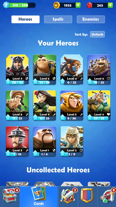 Darkfire Heroes screenshot 8
