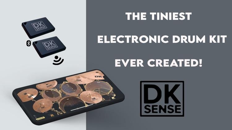 DrumKnee Drums 3D - Drum set screenshot-3
