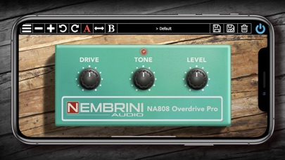 808 Overdrive Pro