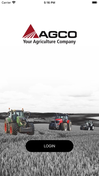 AGCO Inventory Inspection App