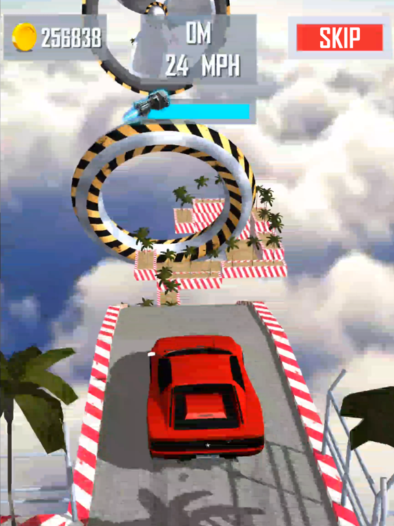 Mega Ramp Car Jumping screenshot 15
