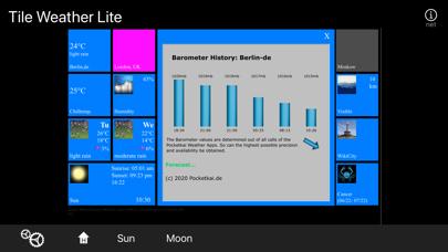 Tile Weather Lite screenshot 3