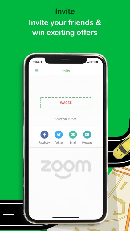 ZoomZoom : Car Booking Online screenshot-6