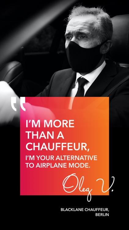 Blacklane - Chauffeur Service screenshot-3