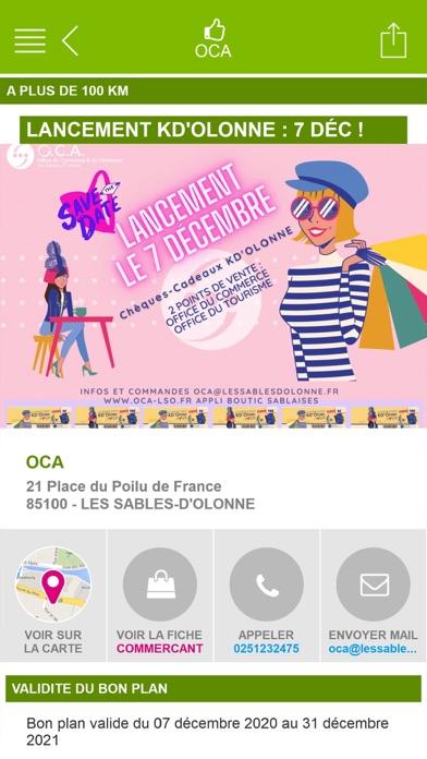 Boutic Sables d'Olonne screenshot 4