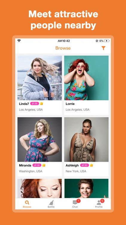 BBW Dating App & Meet, Chat
