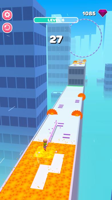 Roof Jumper 3D screenshot 8
