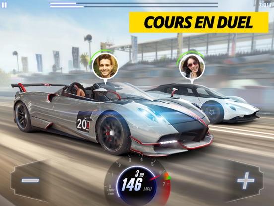 CSR Racing 2: Jeu de Voiture