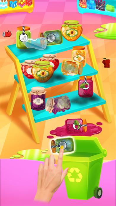 Supermarket Girl Cleanup screenshot #6
