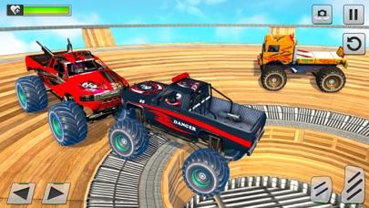 Monster Truck Derby Racingのおすすめ画像2