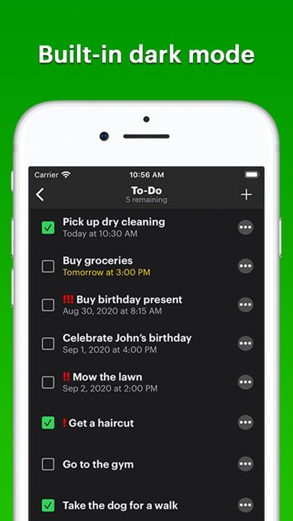 SimpleTask: Organize your life screenshot-3