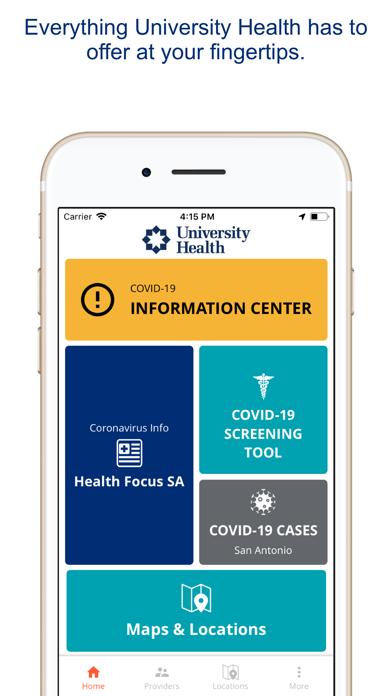 cancel University Health Go app subscription image 1