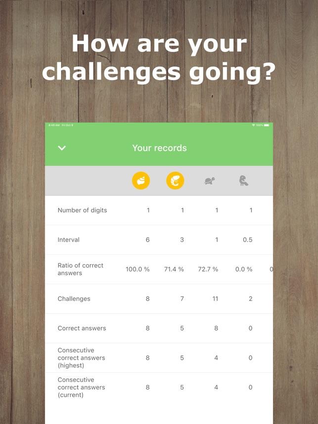 Anzan Expert - Mental calc app