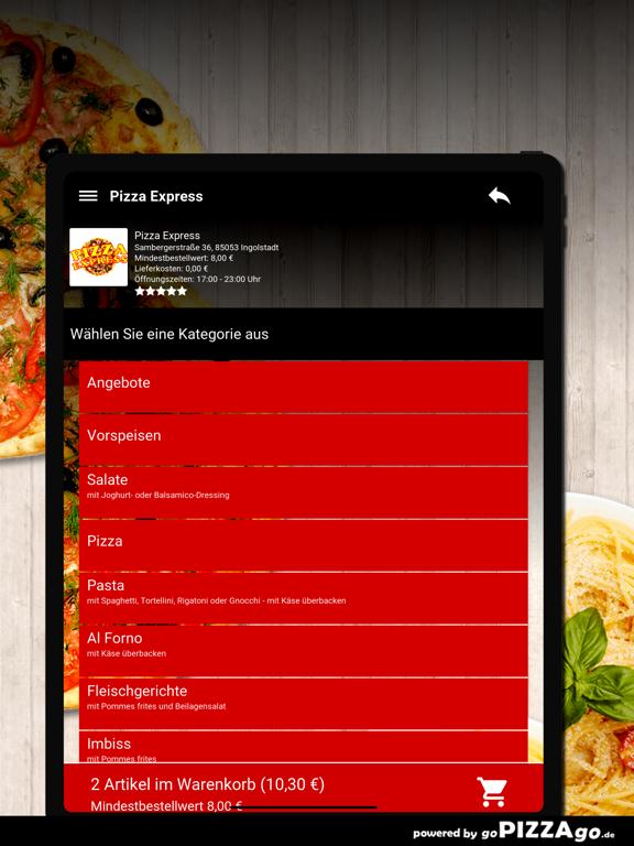 Pizza Express Ingolstadt screenshot 8