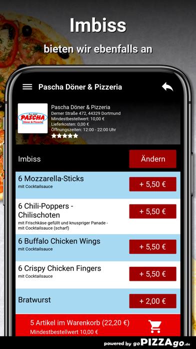Pascha Döner - Pizzeria screenshot 6
