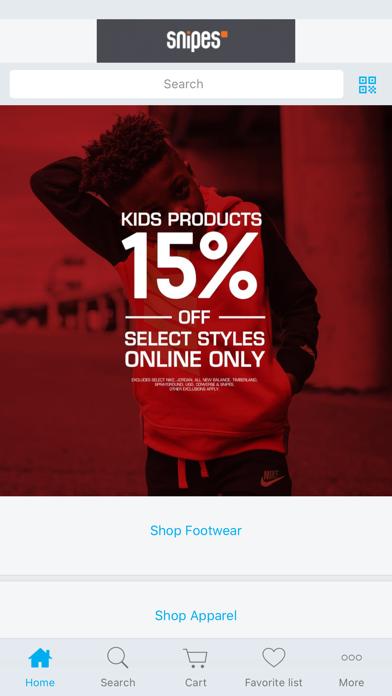 cancel SNIPES USA app subscription image 1