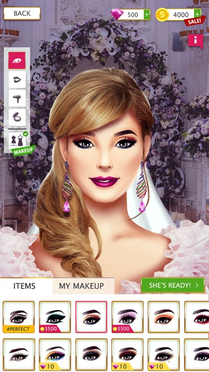 Super Wedding Fashion Stylist screenshot-3